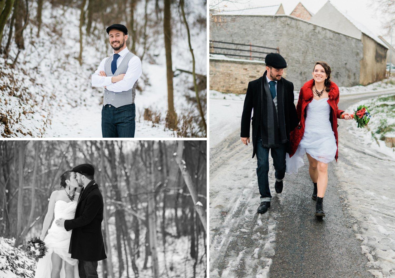 Svatební fotograf Praha Černý kohout