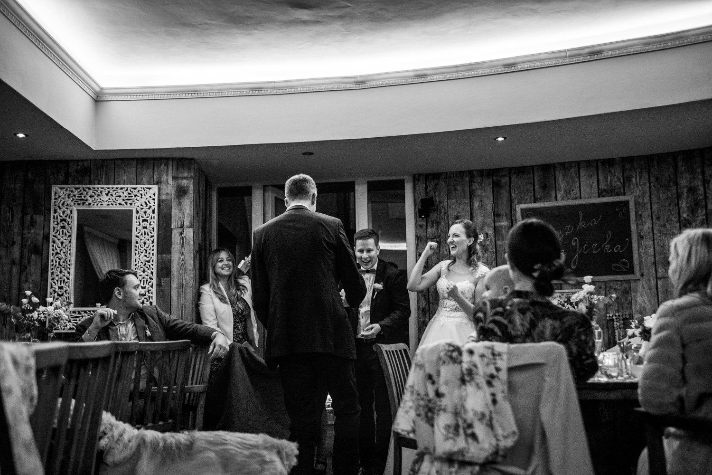 Svatební fotograf Praha Villa St. Tropez