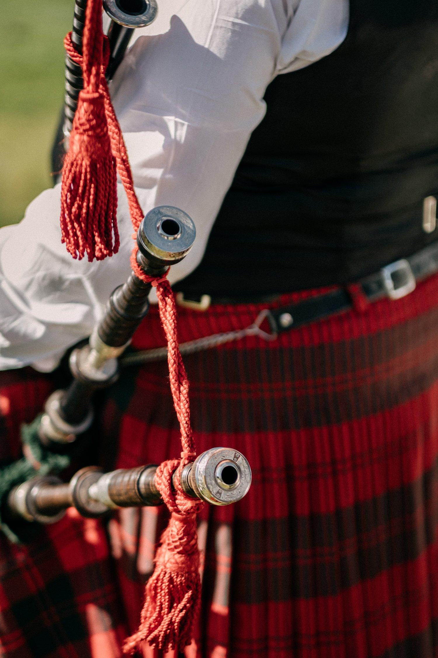 skotská svatba