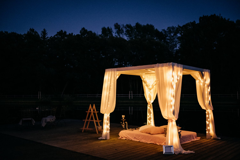 Hodějovický mlýn svatba