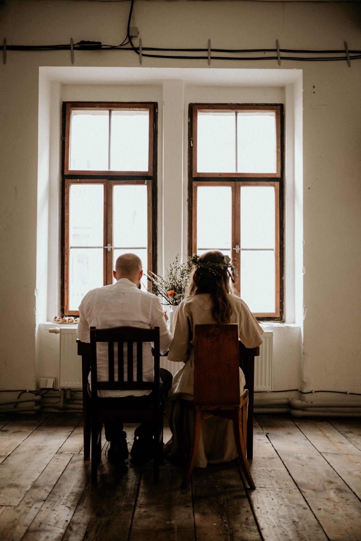 alternativní svatba