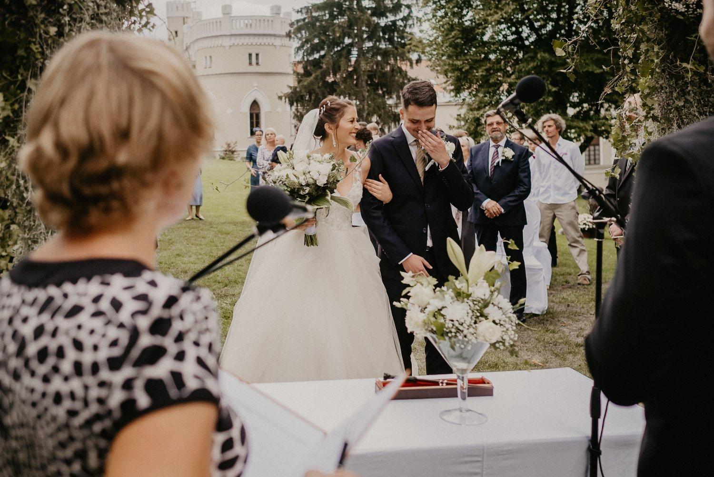 Chateau St. Havel svatba