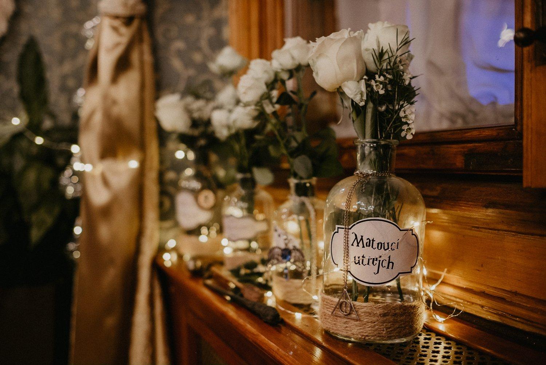 Harry Potter svatba