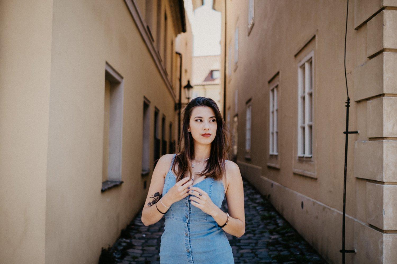 Fashion fotograf Praha